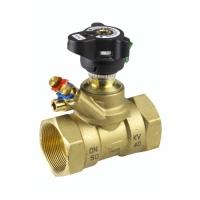 Клапан ручной балансировочный типа MSV-BD