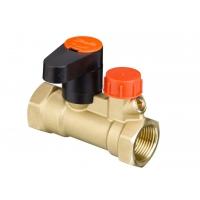 Клапан ручной балансировочный типа MSV-S