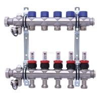 Коллекторная группа Smart S с балансировочными клапанами, Uponor