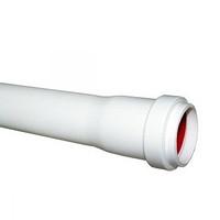 Труба канализационная раструбная, Uponor Decibel