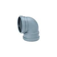 Отвод раструбный для унитаза 110 мм, 88,5°, Uponor