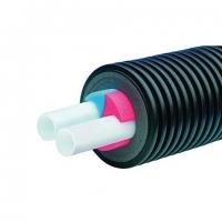 Труба для горячего, холодного водоснабжения и отопления Quattro, Uponor (Ecoflex)